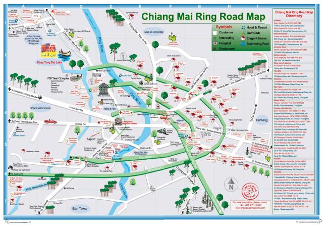 map alrededores ciudad amurallada
